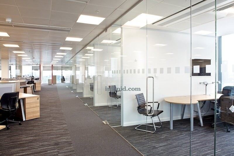 Glass Partition Contractors in Mumbai